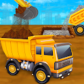 City Construction Vehicles - House Building Games icon