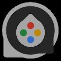 PixelDew Dark Icon Pack icon