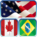 Guess That Flag Contry - Quiz icon