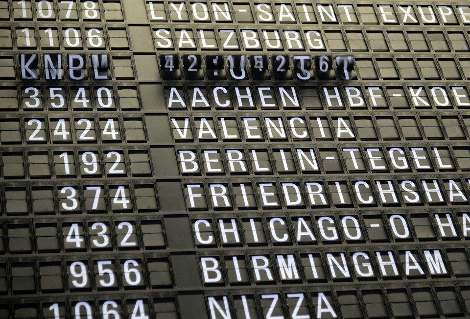 Travel, Flight, Schedule, Ad, Plan, Departure, Airport