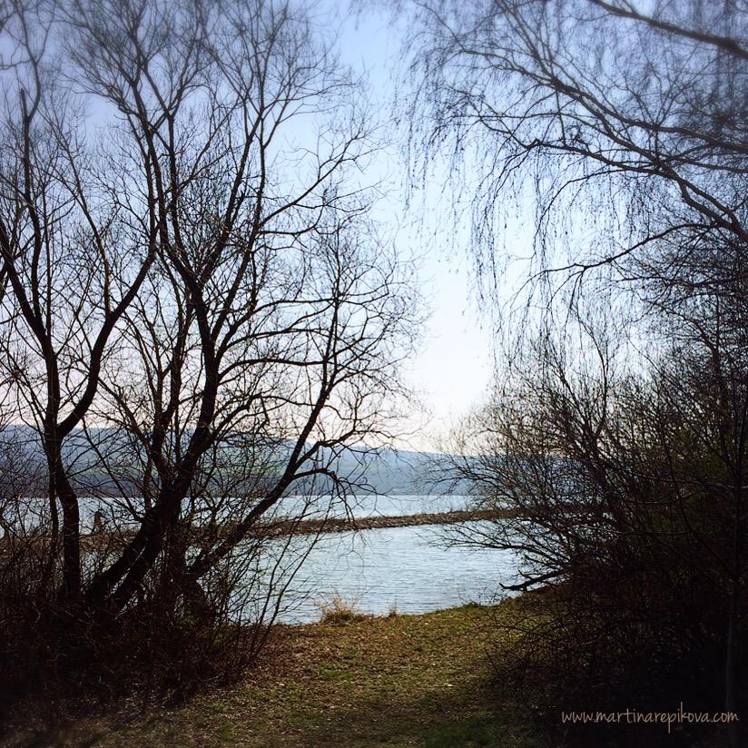 Sĺňava lake, Piešťany, Slovakia