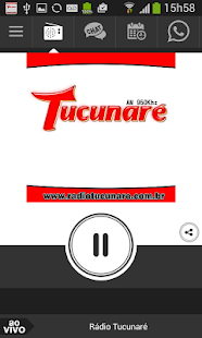 Rádio Tucunaré- screenshot thumbnail