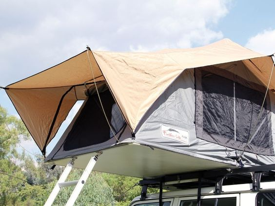 Summit Roof Top Tent
