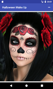 Halloween Make Up - Android Apps on Google Play