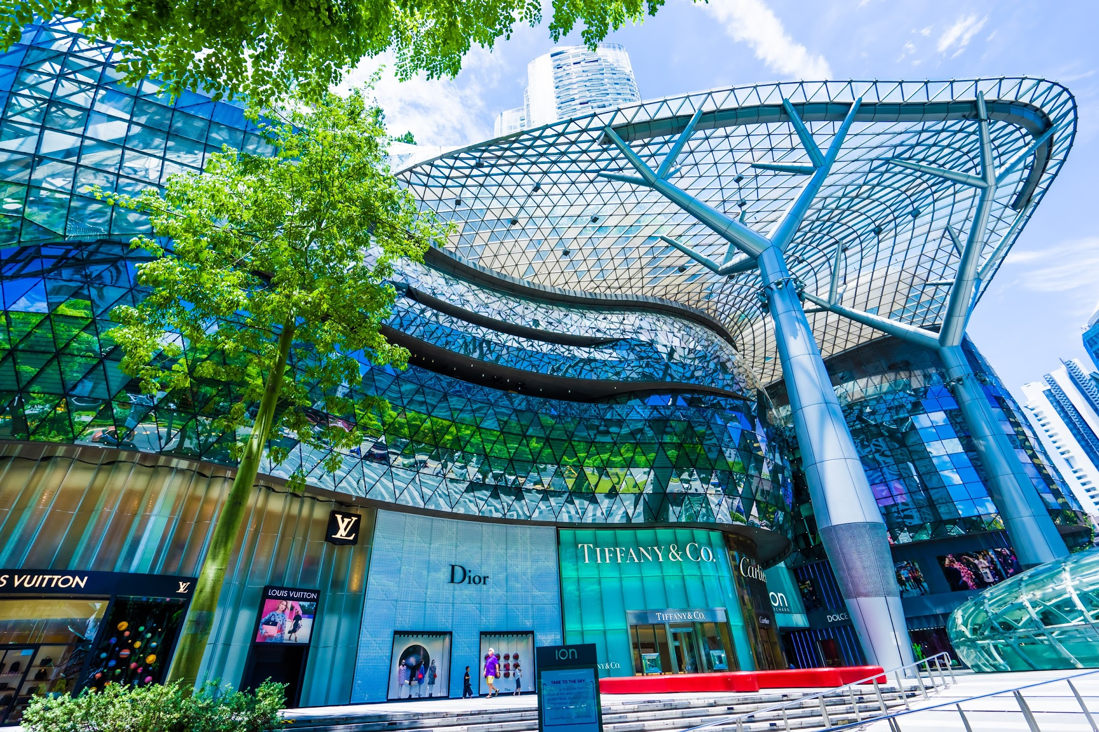 Singapore ION Orchard1