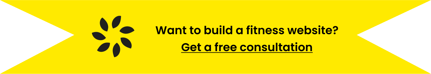 How to Build a Fitness Website