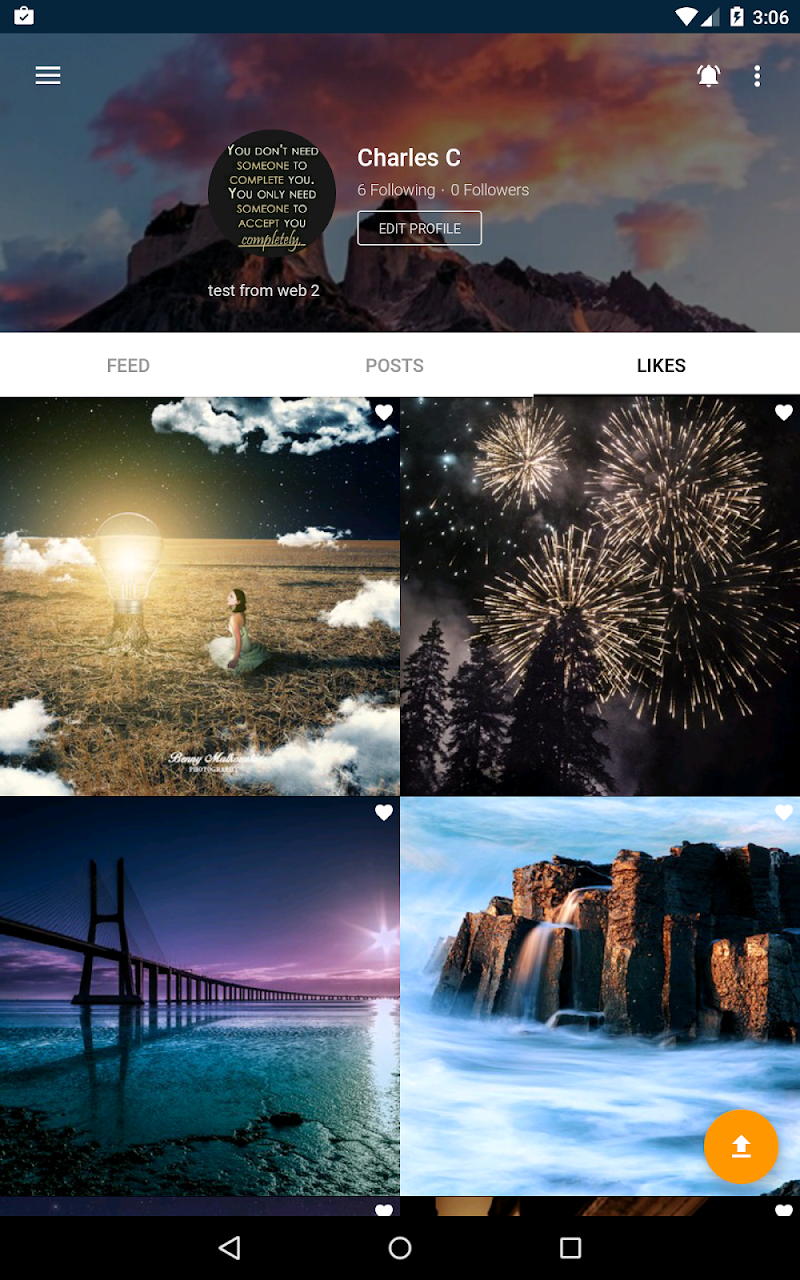 Backgrounds HD (Wallpapers) Screenshot 12