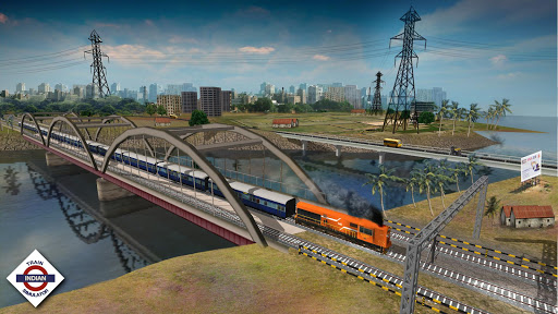 Indian Train Simulator  screenshots 7