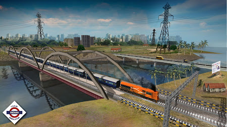 Indian Train Simulator 1.7.2 screenshot 2081443