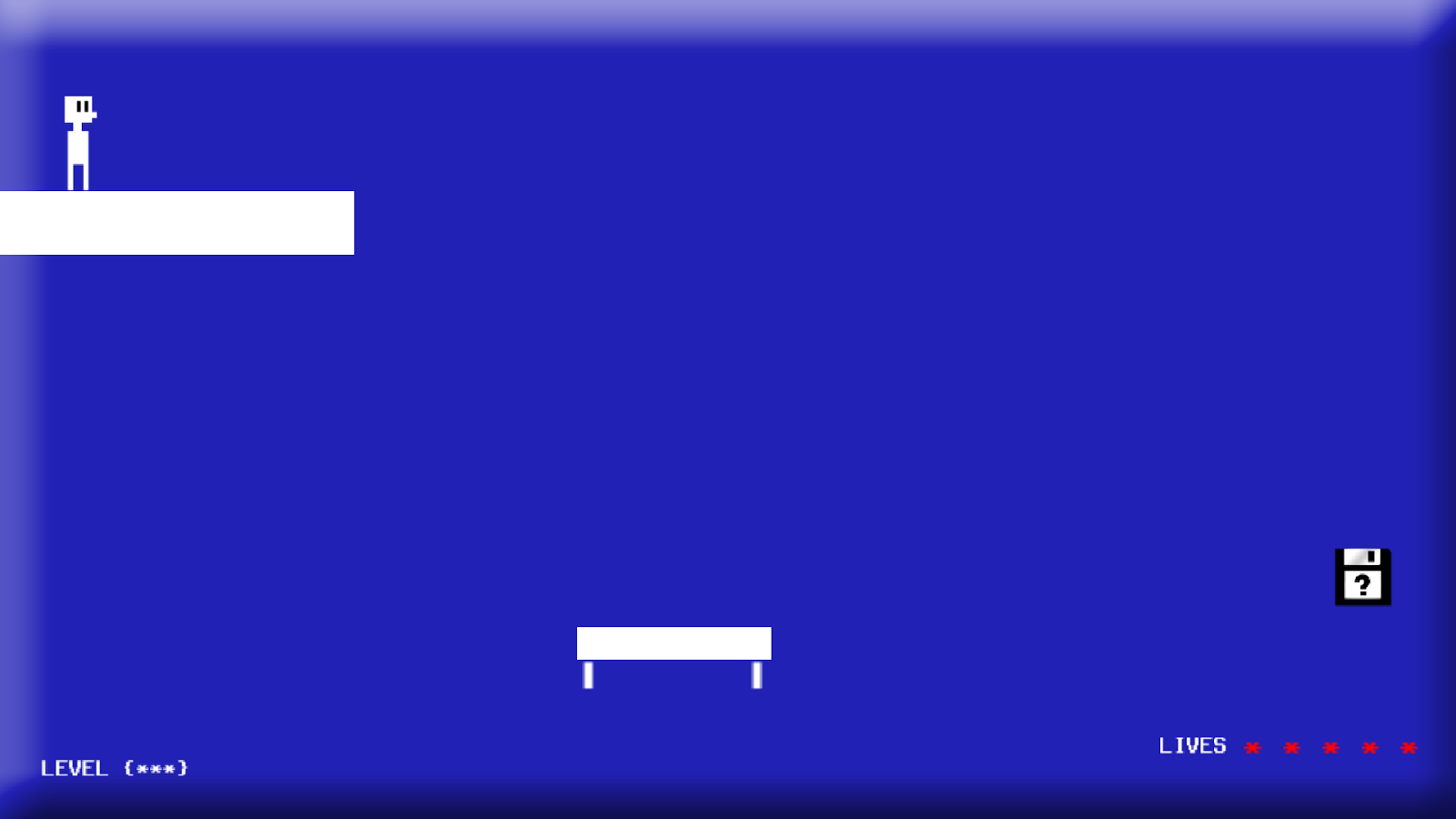Blue Screen of Death. The Game- screenshot