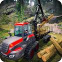Lumberjack Simulator Truck Driving 3D Game icon