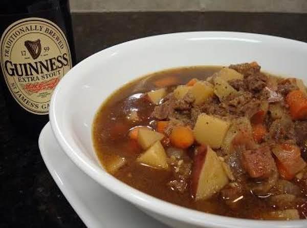 Guinness Irish Pub Stew Recipe