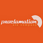 Logo for Proclamation Ale Co.