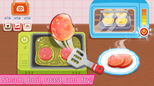 Baby Panda's Cooking Restaurant screenshot 8