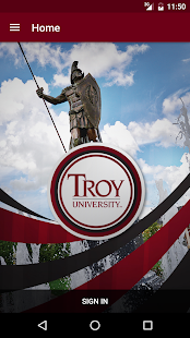 Troy University- screenshot thumbnail