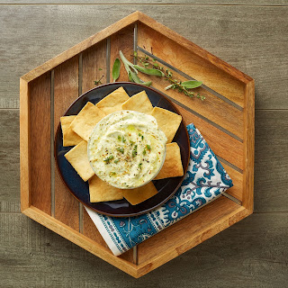 Roasted Herb & Goat Cheese Dip Recipe