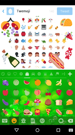 Emoji keyboard - Cute Emoji Screenshot