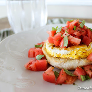 Simple Open Faced Sandwich Recipe