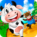 Farm Escape Runner 🐮 icon