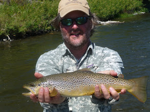 "Photo: ""My favorite trout river....by a longshot""....Brian Flechsig Slide Inn 2016"