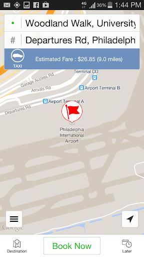 Freedom Taxi 3.17.739 screenshots 4