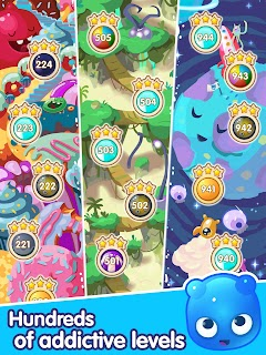 Jelly Splash - Line Match 3 screenshot 07