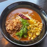 Vegetarian Spicy Sansho Ramen