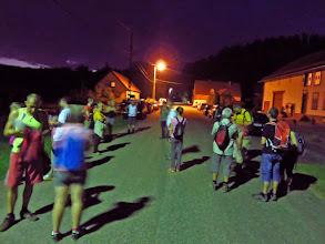 Photo: le départ à Lieschbach