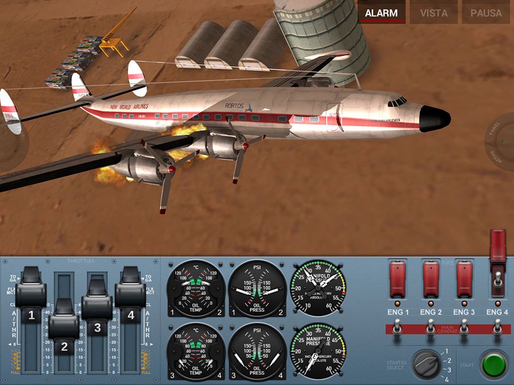 Extreme Landings - screenshot