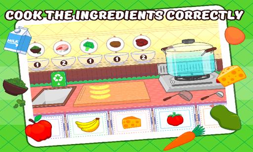 Marbel Magic Food Maker apktram screenshots 3