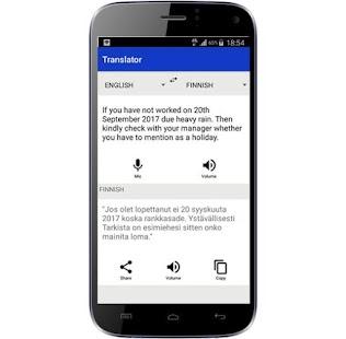 Translator App: Free Language Translator - náhled