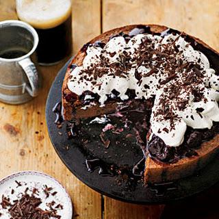 Black Forest Pound Cake