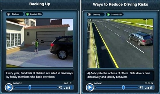 iDriveSafely Course Videos