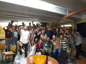 Photo: Group photo on the final night of the GRC