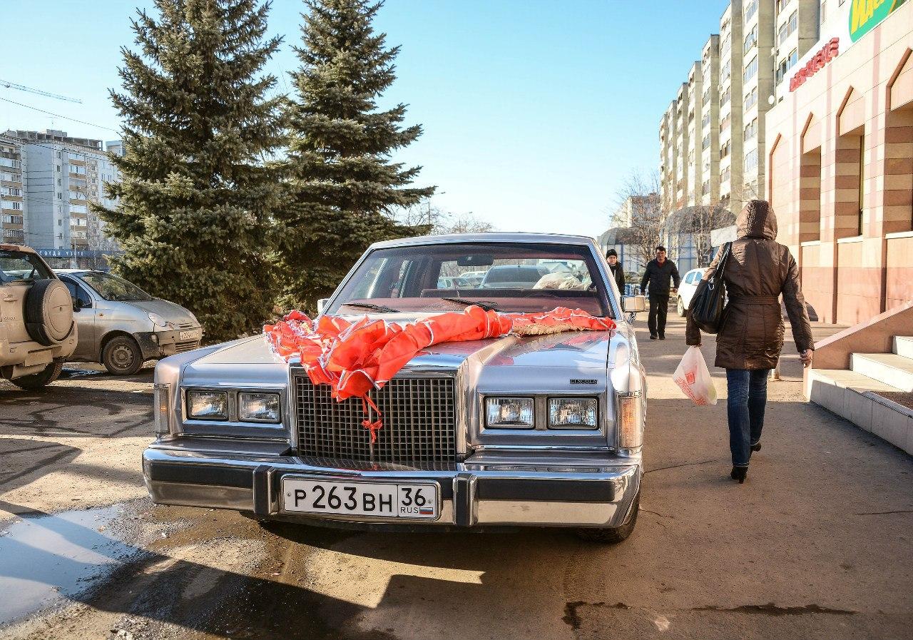 Lincoln в Казани