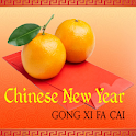 Chinese New Year: Card & Frame icon