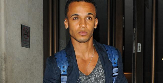 Aston Merrygold signs up for Strictly