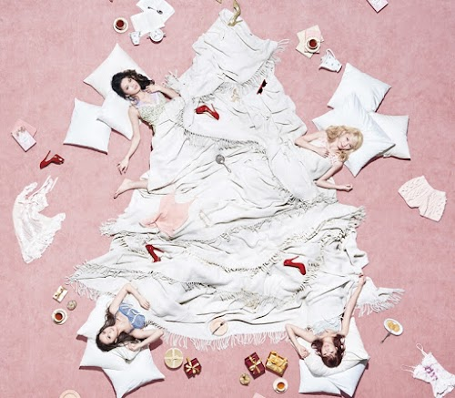 """Capa do single """"Blanket Snow"""" – CD Only Edition""""."""