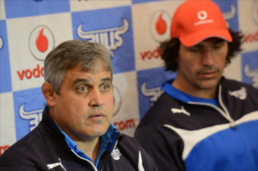 Blue Bulls coach Frans Ludeke. Picture Credit: Gallo Images