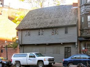 Photo: Paul Revere's House