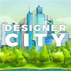 Designer City 2: jogo de criação de cidades icon