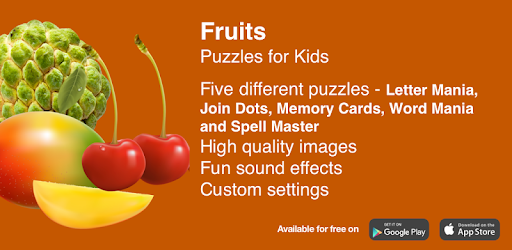 Fruits Puzzles for Kids   Apps on Google Play
