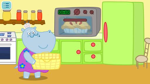 Good morning. Educational kids games screenshots 15