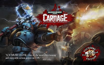 Warhammer 40,000: Carnage Screenshot 17