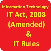 Information Technology Cyber Law IT Act, 2008 Android APK Download Free By Legaldawn