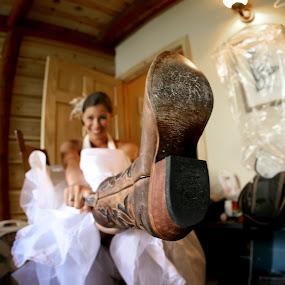 by Brandy Keleher - Wedding Getting Ready