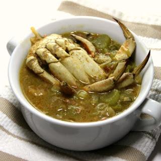 Seafood Filé Gumbo.