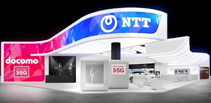 NTT Exhibits at MWC19 in Barcelona, the World's Largest