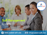 Best Staff Management System by CustomSoft