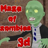 Maze of zombies 3d